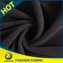 Famous Brand Low price Knit airplane fleece fabric