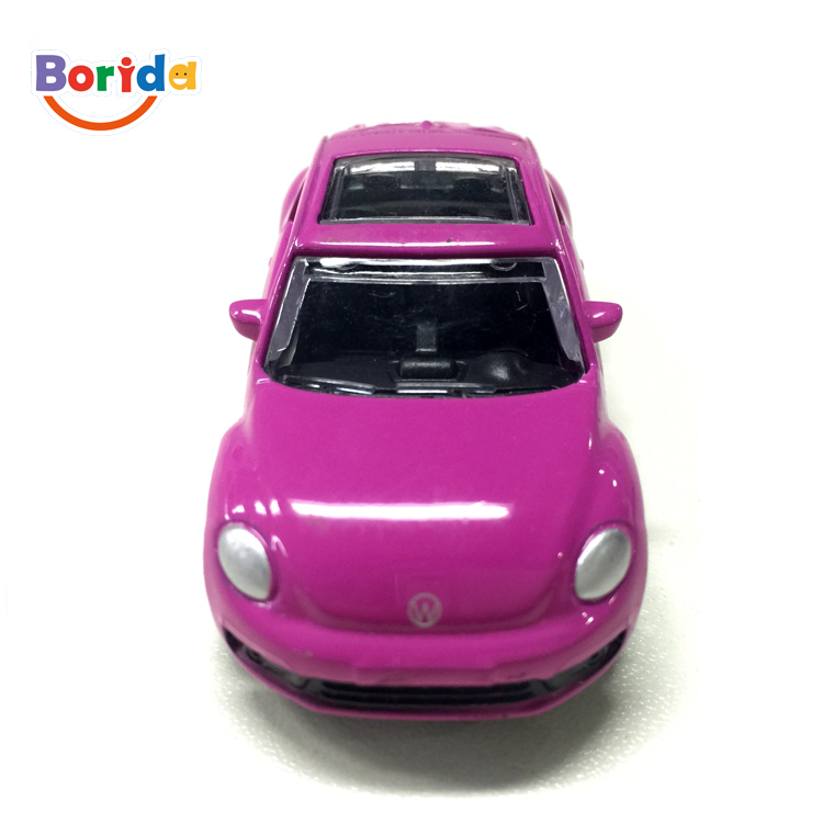 cheap diecast metal model car 1:64 scale toys played gift to children