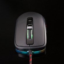 Free sample gift computer mouse for dell computer game player