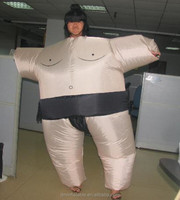 2014 inflatable fat costume for event and party