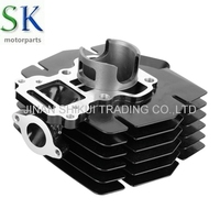 Motorcycle Engine Parts Cylinder Block AX100 for Suzuki Scooter