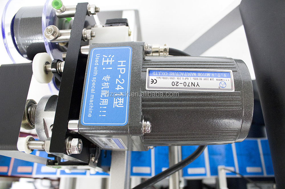 Chinese Supplier Manual Bottle Labeling Machine with Coding