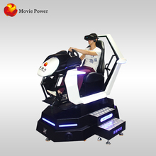 Real Feeling Virtual Reality 4d 9d Car Racing Simulator
