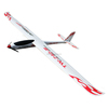 Lanyu hobby TW 742-3 2.4Ghz 6 Channels EPO Phoenix 2000 2m RC Glider RC Airplane Model Kit
