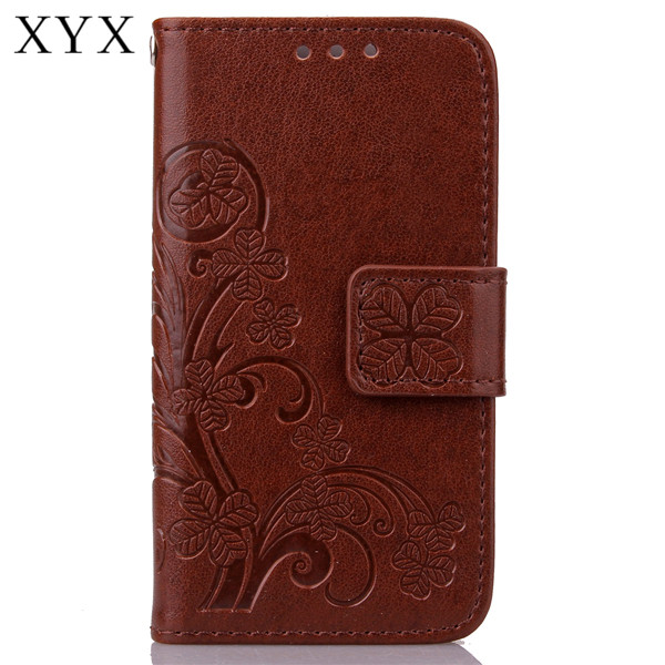 newest products china factory phone accessory leather case for sony e5