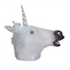 Latex unicorn horse head mask holiday party animal head mask silicone halloween mask crossdresser, horse head