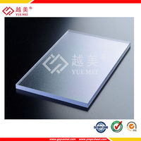 waterproof Polycarbonate solid Sheet, polycarbonate solid sheet thickness 3mm to 10mm