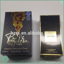 BXO001/Custom Design Printing Paper Perfume Box ,Perfume Box Packaging