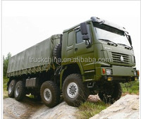 SINOTRUK CHINA TRUCK 4x4 Trucks 8x8 Military Trucks For Sale