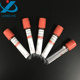 LIANG HE Glass PET Labs Vacutainer No Additive Plain Vacuum Blood Collection Tube