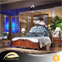 A001- bedroom furniture and classic and french style bed