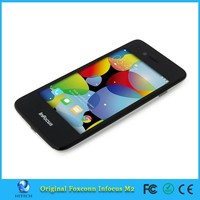 Original Foxconn InFocus M2 Cell Phones 4G FDD LTE MSM8926 Quad Core Android 4.4 Mobile 4.2'' 1280x768 Rear 8MP 1G+8G ROM