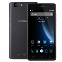 IN STOCK 100% Original New DOOGEE X5S 4G MOBILE PHONE 5.0 inch HD Screen Android 5.1 MT6735 64Bit Quad Core 1.0GHz 1 + 8 GB