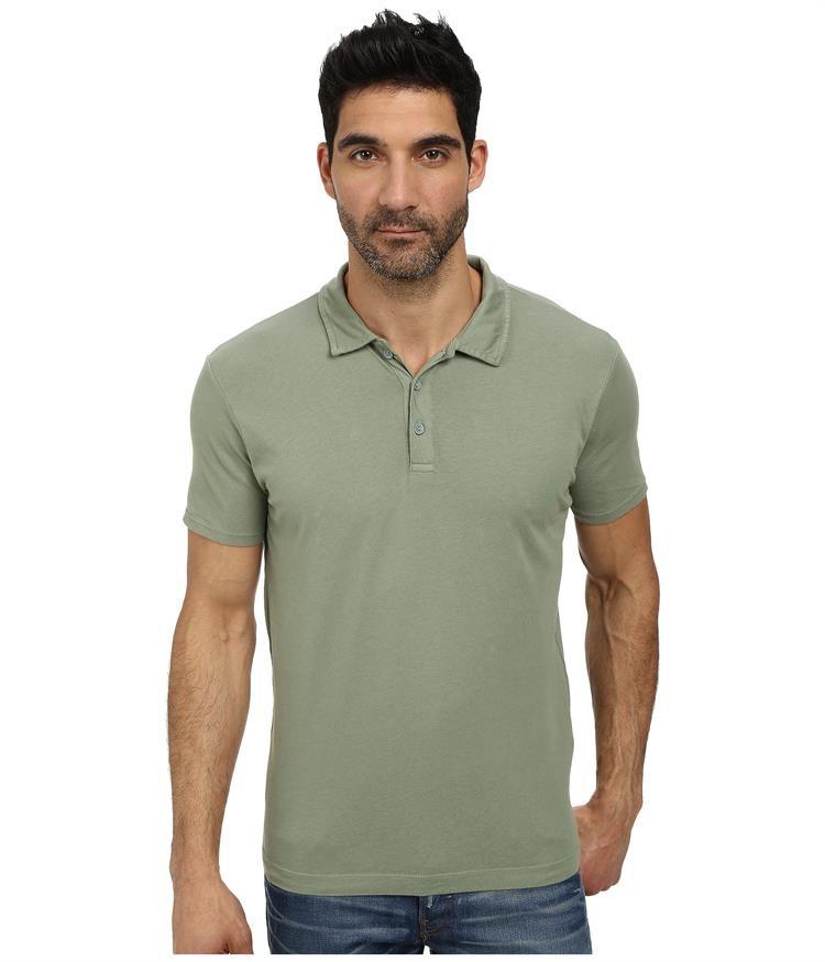 Custom high quality mens high quality stiff collar grey for Stiff collar polo shirt