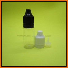 MT 10ml ejuice PET bottle smoke cigarette e liquid