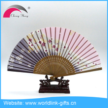 China handmade fan wedding thank you gifts for guests