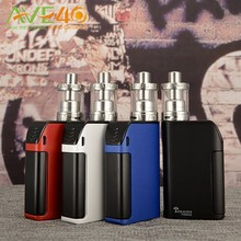 Authentic Teslacigs Three TC Kit 150W with the Carrate 24 RTA Newest