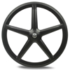 five spoke carbon wheel,carbon 5 spokes wheel,carbon spoke bike wheel 700c