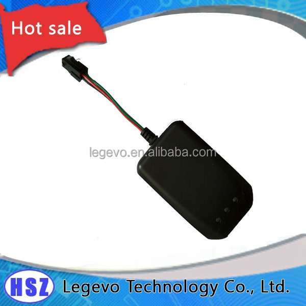 Long life battery mini gps tracker vehicle car motorcycle bicycle cheap GPS tracker
