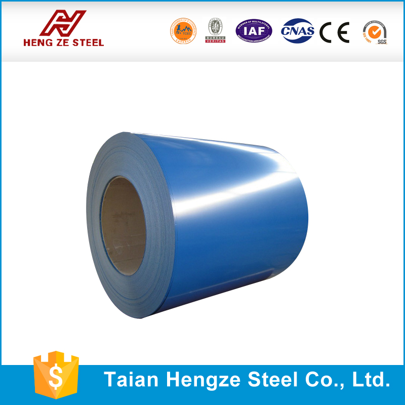 Prepainted GI PPGI GL PPGL CRC HRC cold rolled steel coil / PPCR/ PPCR color coated corrugated sheet in coil