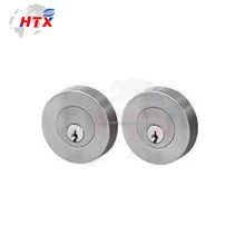 Small size cuprum deadbolt keypad lock part for motorcycle