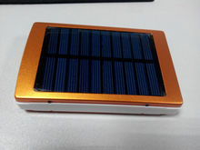 RoHS, CE, FCC 5V/1A 10000mAh 3 in 1 power bank solar power solar with led light portable solar power for phones, cameras