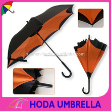 2017 HODA New inverted upside down umbrella for car