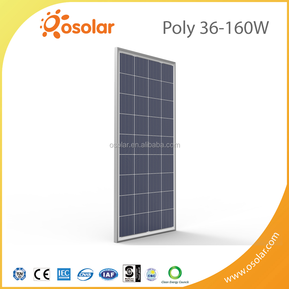 Osolar high quality best price 36 cells small pv solar panel for solar home lighting system | pv solar