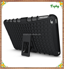 High Quality Best Offer 2 in 1 Hybrid Combo Holder Stand Cover Holder Shell Tablet Case For ipad mini 4