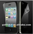 Full body invisible screen guard for iphone 4s