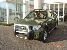 Pre-Owned car NISSAN NAVARA 2.5 DOUBLE CAB
