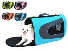 Airline Approved Soft Sided Dog Cat Carrier Pet Travel Portable Bag for Dogs, Cats and Puppies