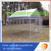 6ft*5ft welded wire mesh panels for dog kennels