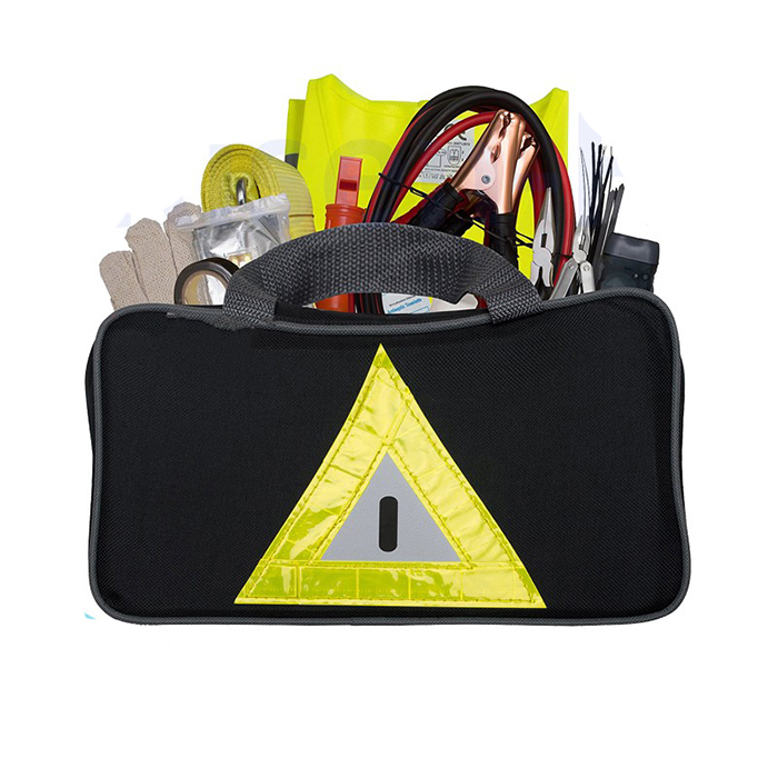 Emergency Road Assistance Kit/Vehicle Car Emergency Kit/Well-equipped Emergency Car Kit