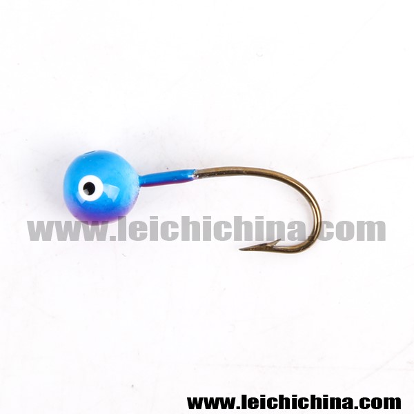 New design substantial wholesale lead ice fishing jigs for Ice fishing supplies wholesale