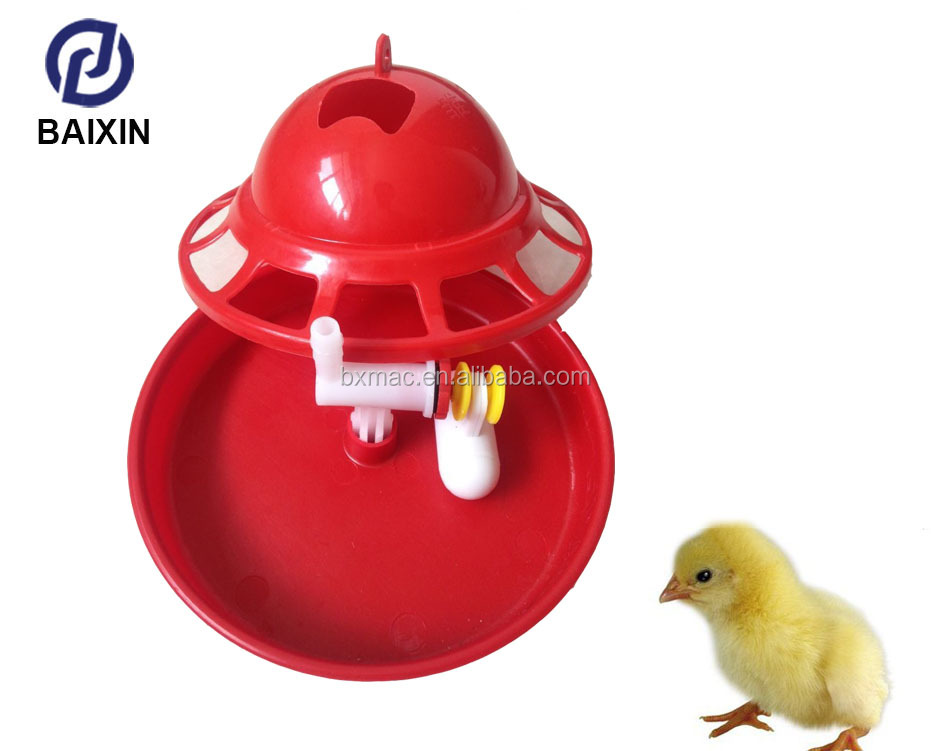 Automatic Poultry Plastic Chicken Watering Systems