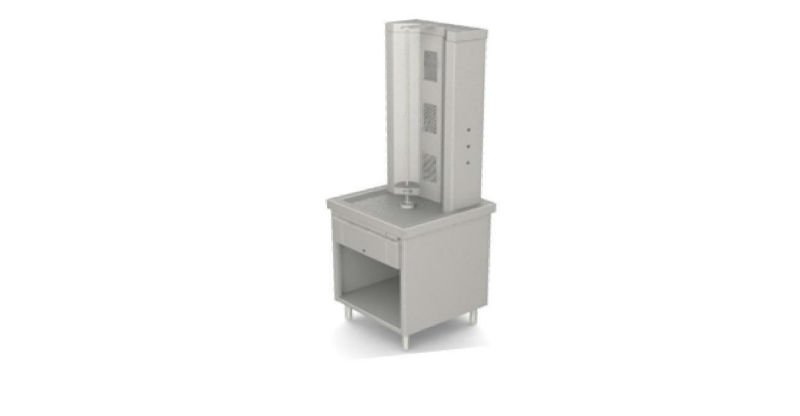 SHAWARMA MACHINE 3 BURNER