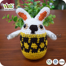 Crochet Baby Toys Handmade Knitted Toy Crochet Animal Toy