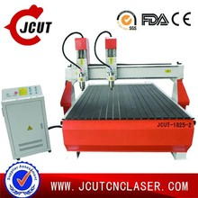 Hot Sale wood pattern making machine for Wood/Aluminum/PVC/ABS/Plastic/Acrylic/Copper JCUT-1825-2