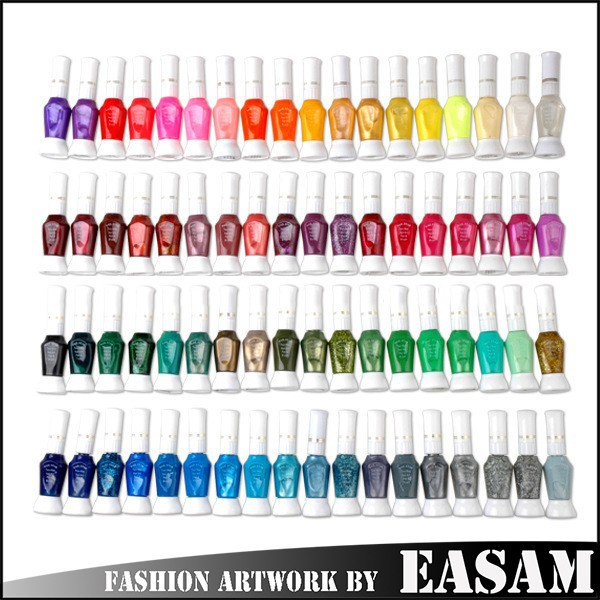 2015 new 2 way nail polish pen with 100 colors available