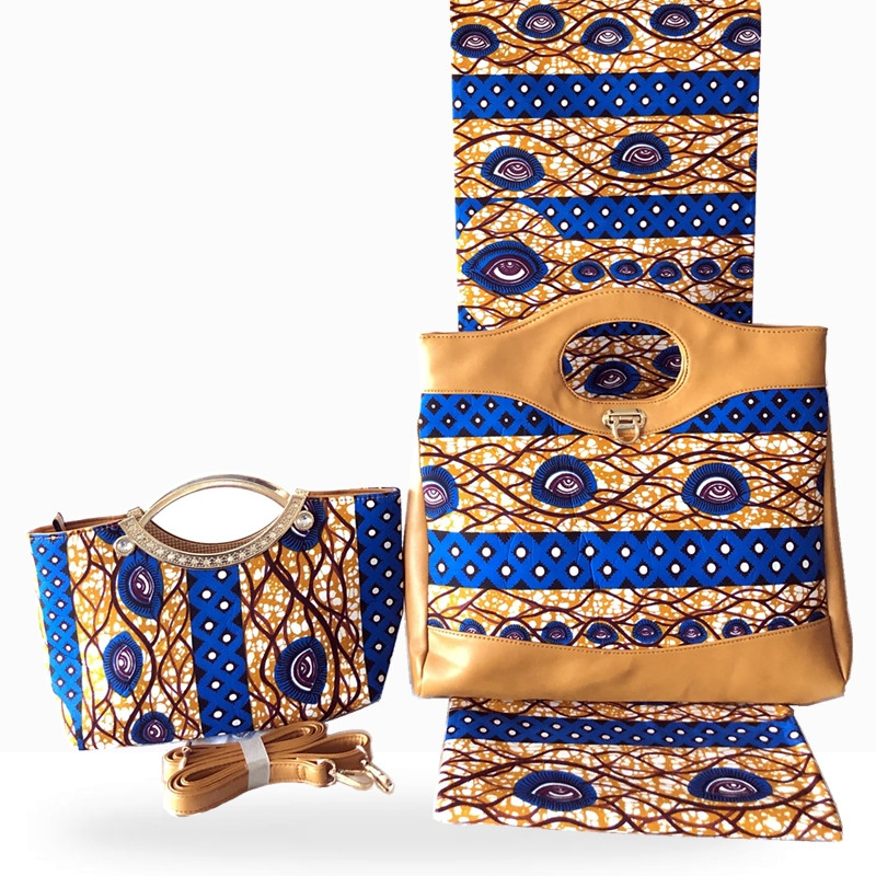 LIULANZHI wax cotton lady bag ankara bags ankara print dresses A07-<strong>A08</strong>
