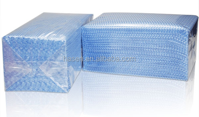 Wholesale Cheap tear-off nonwoven cleaning cloth rolls for wholesales