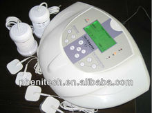 Feature & hot selling model! 100%CE approval foot spa detox machine with acupuncture massage pads(OEM accept))