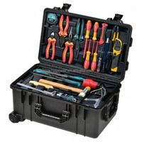 Tool Trolley Case Set With VDE