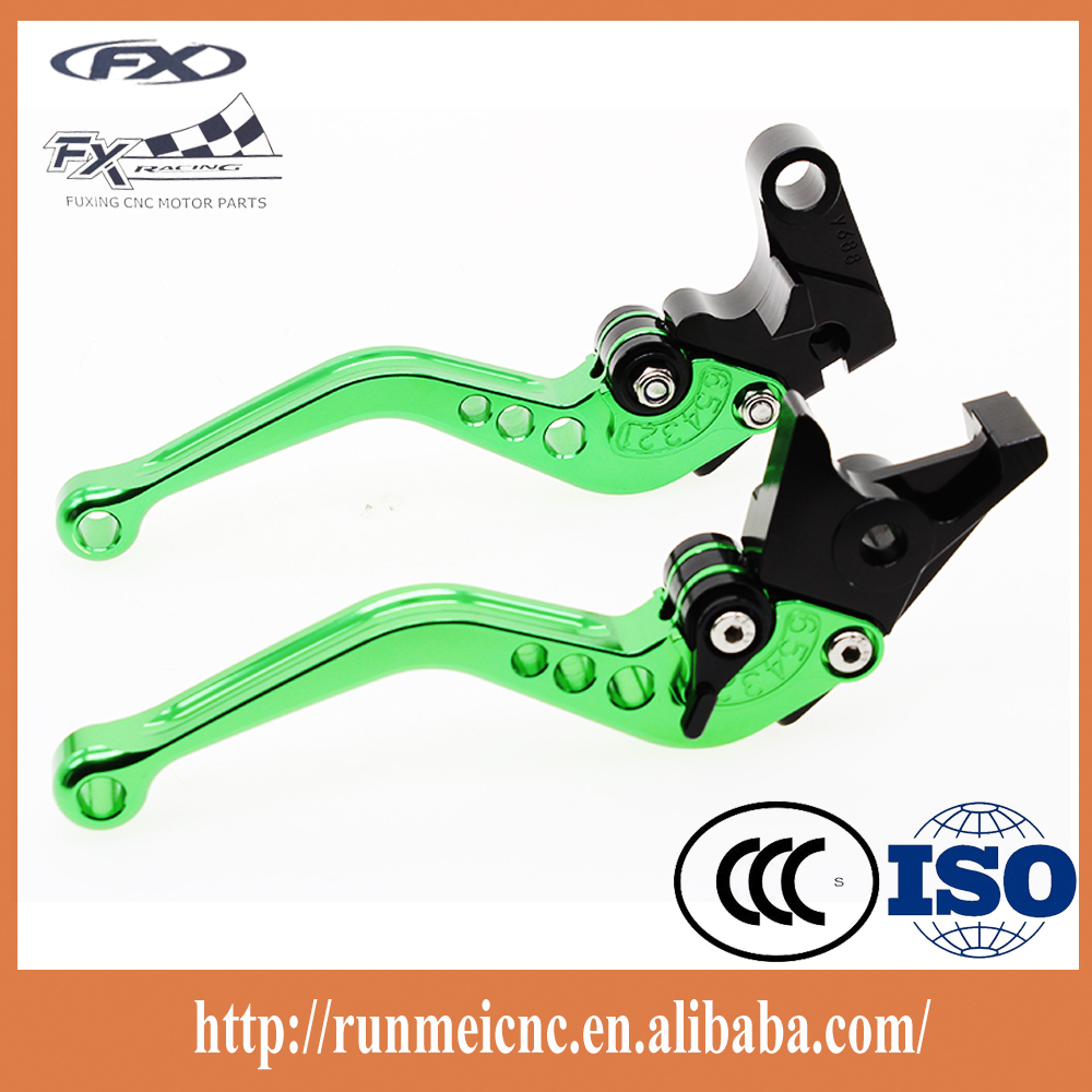 Wholesale price M002-81-F14/SV6 alumin brake clutch cnc lever for SUZUKI motorcycle