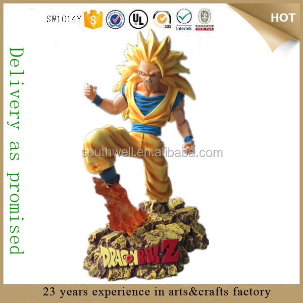 resin material ball dragon ball toys dragon ball z mod