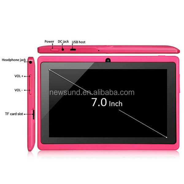 "cheapest android phone 7"" tabletcbig battery flash light dual camera quad core 512+4gb laptops cheap no brand"