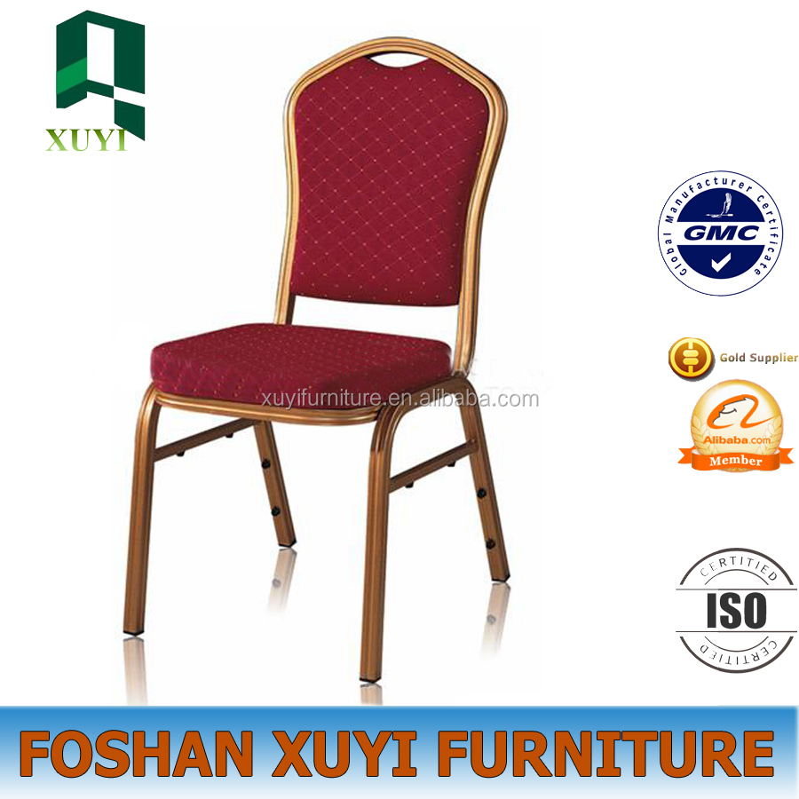 factory price stackable aluminum welded chair for sale