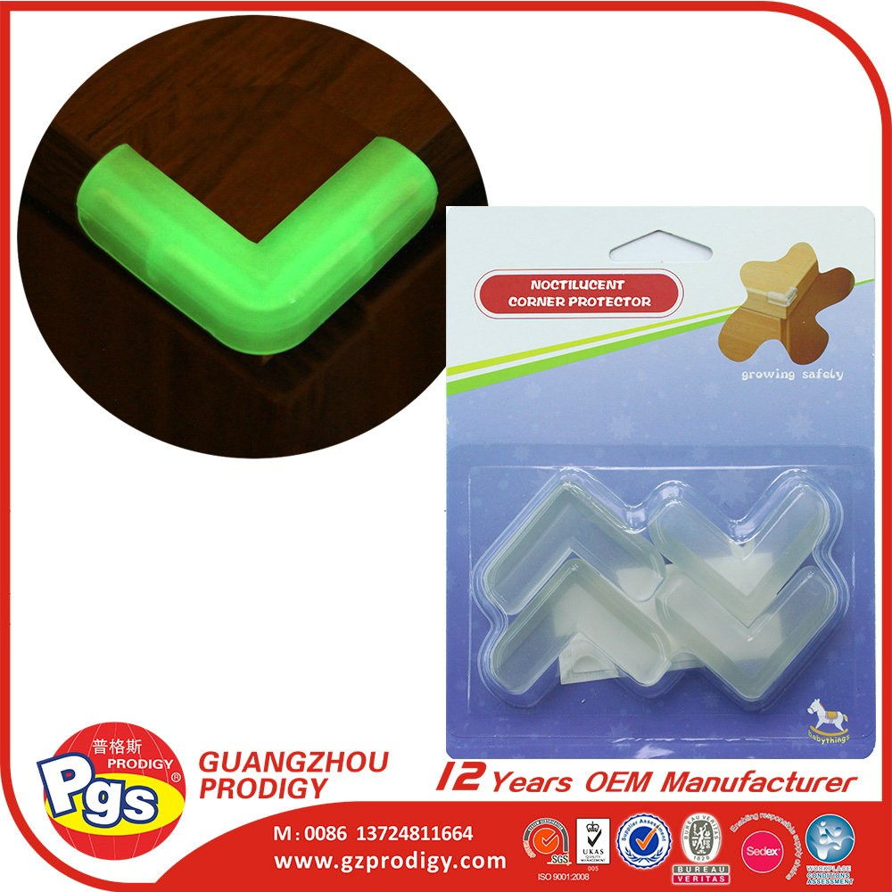 cushion corner protector/table edge guard/Silicone corner protector for baby