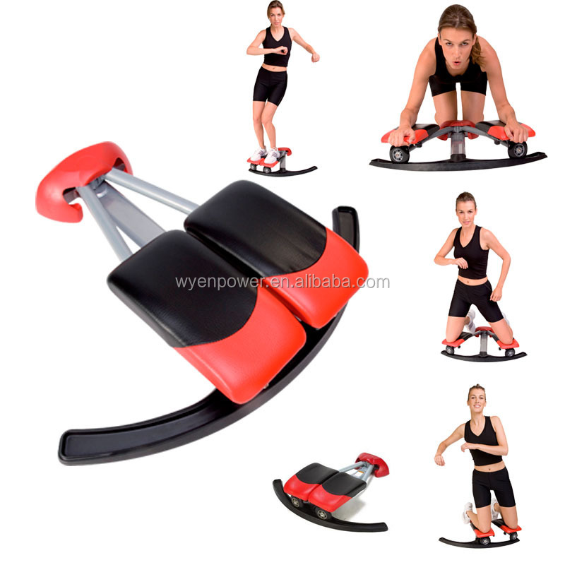 Hip Shaper Exercise Fitness Glider Machine